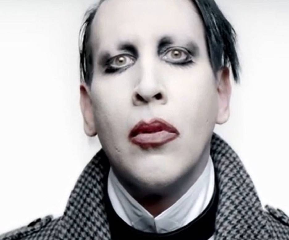 Marilyn Manson Without Makeup Looks Even Creepier Is Watch